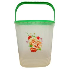 diva-Davi Toples krupuk / snack, air es serbaguna + handle - 12 liter