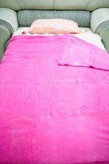 Harga Dixon Selimut Dewasa 150X200 Polos Pink Pink Yang Murah Dan Bagus