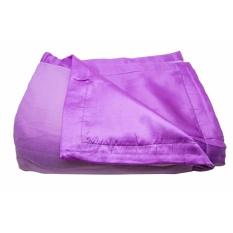 Dixon Selimut Dewasa 150x200 Satin Purple 2 -Ungu