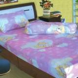 Beli Dixon Set Sprei Anak 100 Katun 100X200 Bear Pink Online Dki Jakarta