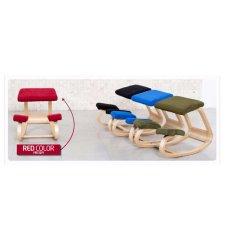 DIY Kayu Ergonomis Kursi Berlutut Balancing Body Back Pain Rumah Kantor/one Piece