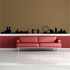 Fashion Sticker List Dinding Untuk Source Harga Mydecor Agswbs002 Wall Sticker Border 10m. Source · DIY London UK Skyline Wall Sticker Home Decor Toko Toko ...