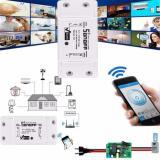 Harga Sonoff 433Mhz Wifi Switch Wireless Timer Socket Power Listrik Untuk Peralatan Rumah Tangga Kompatibel Dengan Alexa Diy Your Home Via Iphone Android App Murah