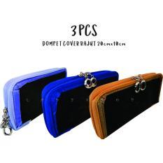 Spek Dompet Single Cover Rajut Indonesia