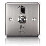 Obral Door Touch Exit Electri Access Control Switch Stainless Steel Security Button Uk Murah