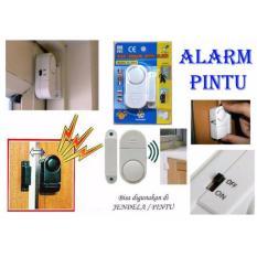 Door Window Entry Alarm - Alarm Anti Maling Alarm Pelindung Rumah Alarm Pintu Jendela Rumah Anti Maling Alarm Anti Pencuri