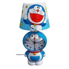 Jual Doraemon Karakter Lampu Jam Meja Cd 6782 Branded Murah