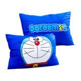 Jual Doraemon Time Machine Bantal Tidur 68X49Cm 100 Dacron Branded Original