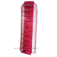 Harga D Organizer Rak Gantung Organizer Hso Zipper Pink Asli D Organizer