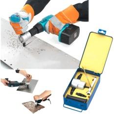Jual Double Head Lembaran Logam Pemotong Nibbler Holder Tool Power Drill Attachment Kit Intl Not Specified Grosir