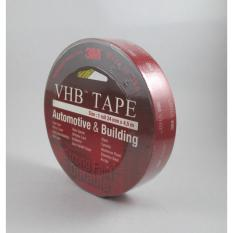 Review Toko Double Tape 3M Vhb Isolasi Ukuran 24 Mm 4 5M Perekat 3M Lem 3M