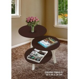 Dove S Furniture Oshino Table 01 Black Murah