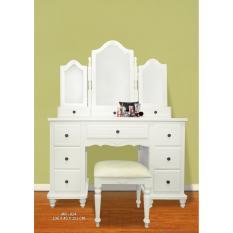 Jual Beli Dove S Furniture Meja Rias Mr 024 Putih