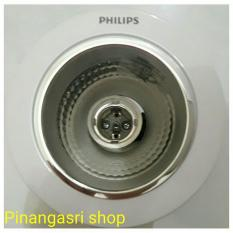 Downlight Philips 3 3 Inch White PUTIH 66662 Recessed Light Fitting