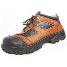 Berapa Harga Dozzer Safety Shoes Dr109X6 Coklat Dozzer Di Jawa Timur