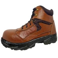Dozzer Safety Shoes DR215X6-CM - Coklat