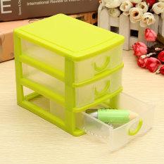 Harga Laci Meja Kotak Penyimpanan Mini Nampan Kotak Perhiasan Kantor Penyelenggara Rumah Baru Tiga Laci Hijau Internasional Dan Spesifikasinya