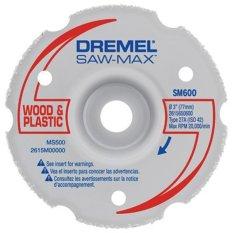 Jual Dremel Sm600 Kayu Dan Plastik Mata Gergaji Sawmax Flush Dremel Online