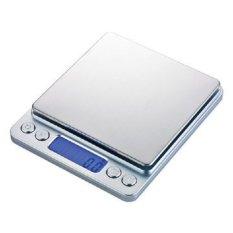 Harga Dsc Timbangan Digital 500 01 Gram Digital Pocket Scale Silver Dsc Original