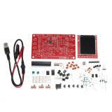 Toko Dso138 2 4 Inci Tft Genggam Saku Ukuran Kit Bagian Osiloskop Digital Dibetulkan Pembelajaran Elektronik Diatur 1 Msps Termurah