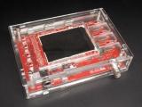 Toko Dso138 2 4 Tft Digital Ukuran Saku Oscilloscope Kit Diy Bagian Handheld Akrilik Diy Case Cover Shell Untuk Dso138 Murah Di Tiongkok