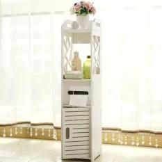 Harga Dt Shop Medan Korean Style Rak Penyimpanan Multifungsi Minimalis Putih Modern Size 80 25 22 Dt Shop Original