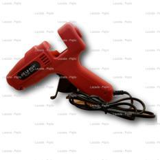 Review Dual 40W 80W Glue Gun Alat Lem Tembak Hot Melt 40 80 Watt Terbaru
