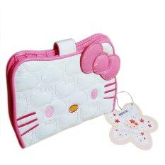 Dunia Kado Hello Kitty Dompet Lipat Kepala Hello Kitty