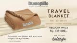 Beli Barang Dunlopillo Thermal Travel Blanket Online