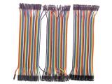 Spesifikasi Dupont Line 120 Pcs 20 Cm Male To Male Pria For Wanita Dan Wanita Sampai Wanita Jumper Kawat Dupont Kabel Paling Bagus