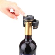 Botol Tahan Lama Kunci Sandi Kunci Kombinasi Anggur Stopper Round Smart Perangkat Pelestarian untuk Furniture Hardware-Intl