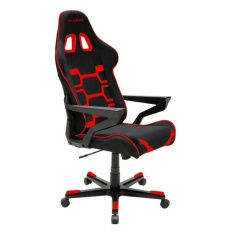 DXRacer Origin Series OH/OC168/NR Black Red Gaming Chair