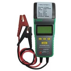 DY2015C Baterai Otomotif Tester dengan Printer 12 V & 24 V Tegangan Baterai Analyzer untuk Status Baterai, Mesin Activtion Sistem, Sistem Pengisian, Kerja Maksimum Loading-Intl