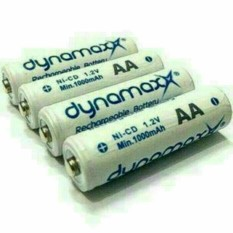 Rp 31.500. Dynamax Rechargeable Battery AA (4 ...