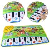 Model Eachgo 71X28 Cm Sempurna Kado Bayi Suara Binatang Musik Karpet Anak Mainan Pendidikan Internasional Terbaru