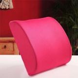 Diskon Eachgo Memory Foam Kursi Kursi Lumbar Back Support Melindungi Pinggang Cushion Pillow Untuk Rumah Kantor Travel Car Intl Akhir Tahun
