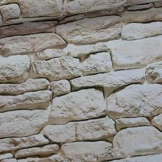 Eachgo Vintage Singkat Dinding Batu Bata Pola Self Adhesive Waterproof Wallpaper untuk Kamar Tidur Ruang Tamu Kitchen Furniture Decor (Big Rock) -Intl