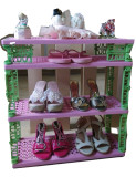 Harga Ease Rak Sepatu Lipat Trendy Multifungsi 3 Susun Ease Baru