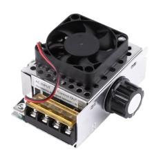 Mudah Digunakan Tegangan Regutor Big Power 4000 W Tegangan Lebar Ac 220 V Dimmer Intl Diskon Tiongkok