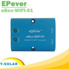 EBOX-WIFI EPEVER Wifi Converter WIFI Serial Servere for EPSOLAR EPEVER Inverter and Solar Controller LS-B VS-BN Tracer-BN Tracer-A SHI STI - intl