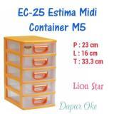 Spesifikasi Ec 25 Estima Midi Container M5 Laci Kecil Dan Harganya