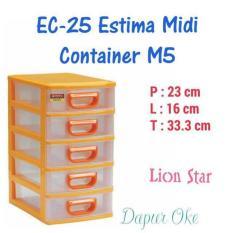 Tips Beli Ec 25 Estima Midi Container M5 Laci Kecil Yang Bagus