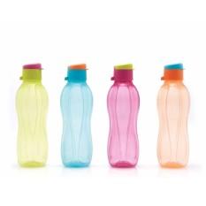 Tupperware Eco Bottle 500ml Mix Colour NS - 1pcs Warna Acak (Botol Minum)