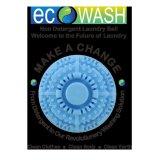 Spesifikasi Ecowash Ecowash Laundry Ball Bola Laundry Pengganti Detergen Murah Berkualitas