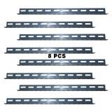 Spesifikasi Eelic Ber 50Cm 8 Pcs 50 Cm Besi Siku Lubang Rak Serbaguna Yang Bagus