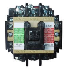 Jual Eelic Com Sk21 Contactor Ac Magnetic 3P Ac 32A 220V 380V 440V 50 60 Hz Coil Antik