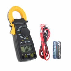 EELIC DCM-DT3226L Digital Clamp Meter DT-3266L AC / DC 600V Portable Tang Ampere multifungsi