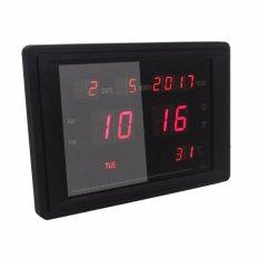 Jual Eelic Dic 2315 Led Digital Clock Jam Digital Eelic Asli
