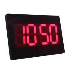 EELIC DIC-2316 Led Digital Clock Jam Digital 3 IN 1