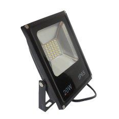 EELIC KABPTV 20W Cahaya Kuning 3000K Sinar Cahaya Sangat Terang Lampu Sorot 30 SMD LED 220V Hemat Energi Serta Aman Dalam Penggunaan